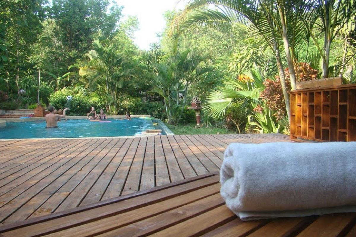 Hillside Resort Laos