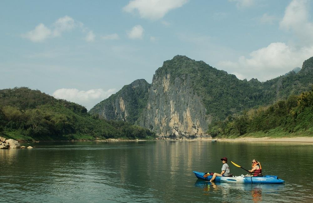 Tour Kayak Tiger Trail Laos