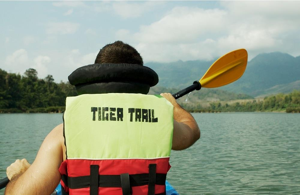 Kayak Tiger Trail Laos Nam Ou